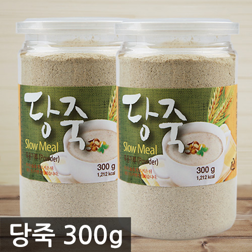 Slow Meal 당죽 300g