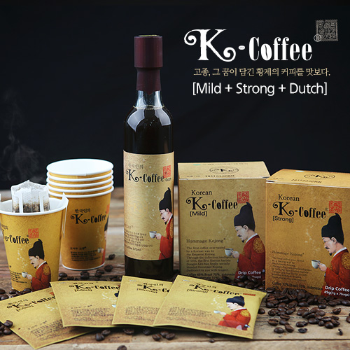 K-Coffee Set